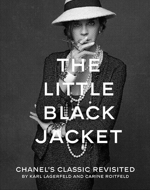 Libros de moda: The Little Black Jacket